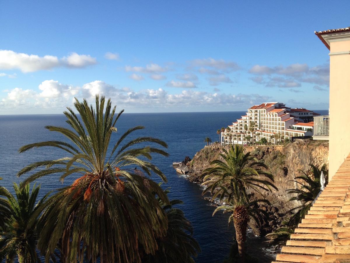 Reid's Palace Hotel Madeira