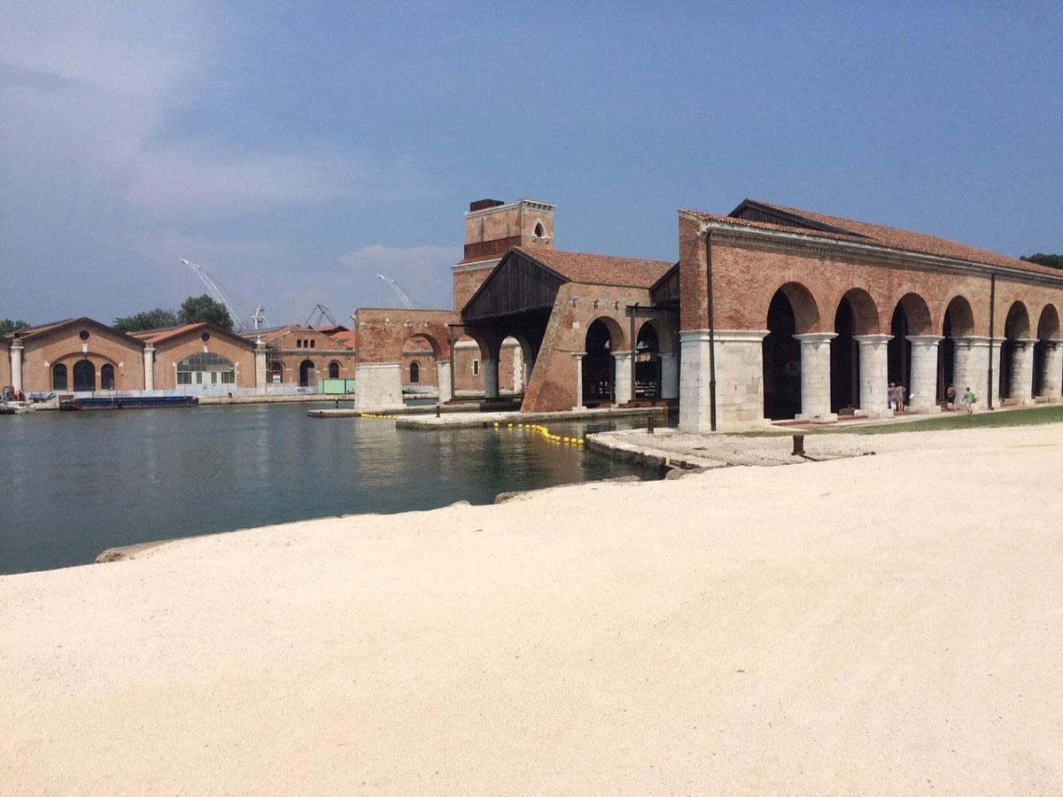Kunst Biennale Venedig