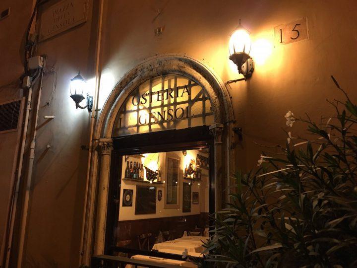 Osteria La Gensola