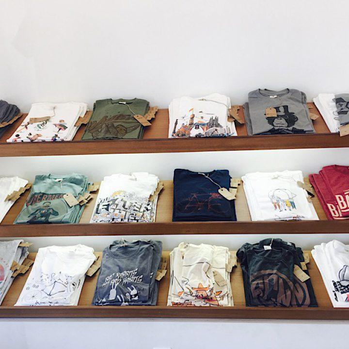 Typographia – T-Shirts