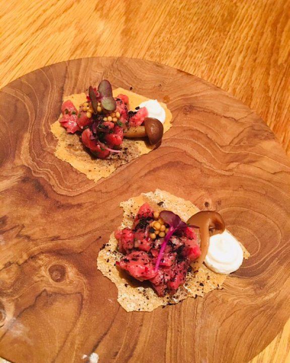 La Mouette Restaurant Südafrika, Kapstadt, Starter